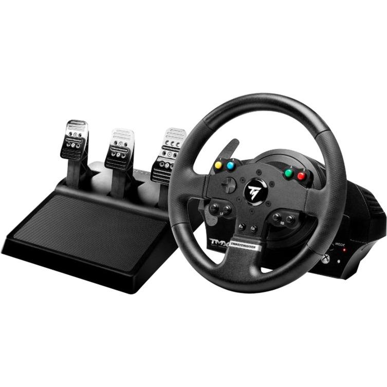 TMX PRO Volant + pédales PC, Xbox One Noir, Volant de direction
