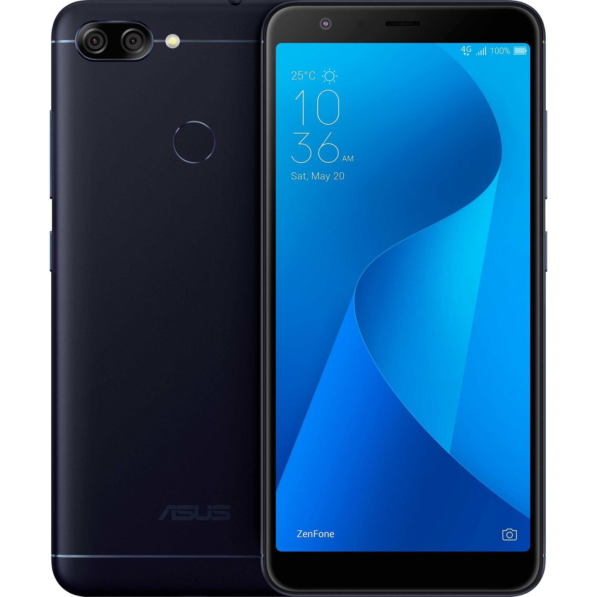 ZenFone ZB570TL-4A030WW Double SIM 4G 32Go Noir, Mobile