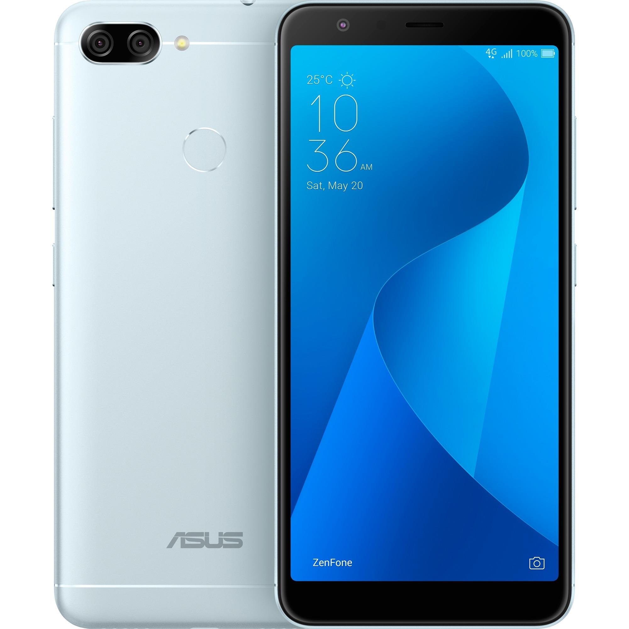ZenFone ZB570TL-4D034WW Double SIM 4G 32Go Argent, Mobile