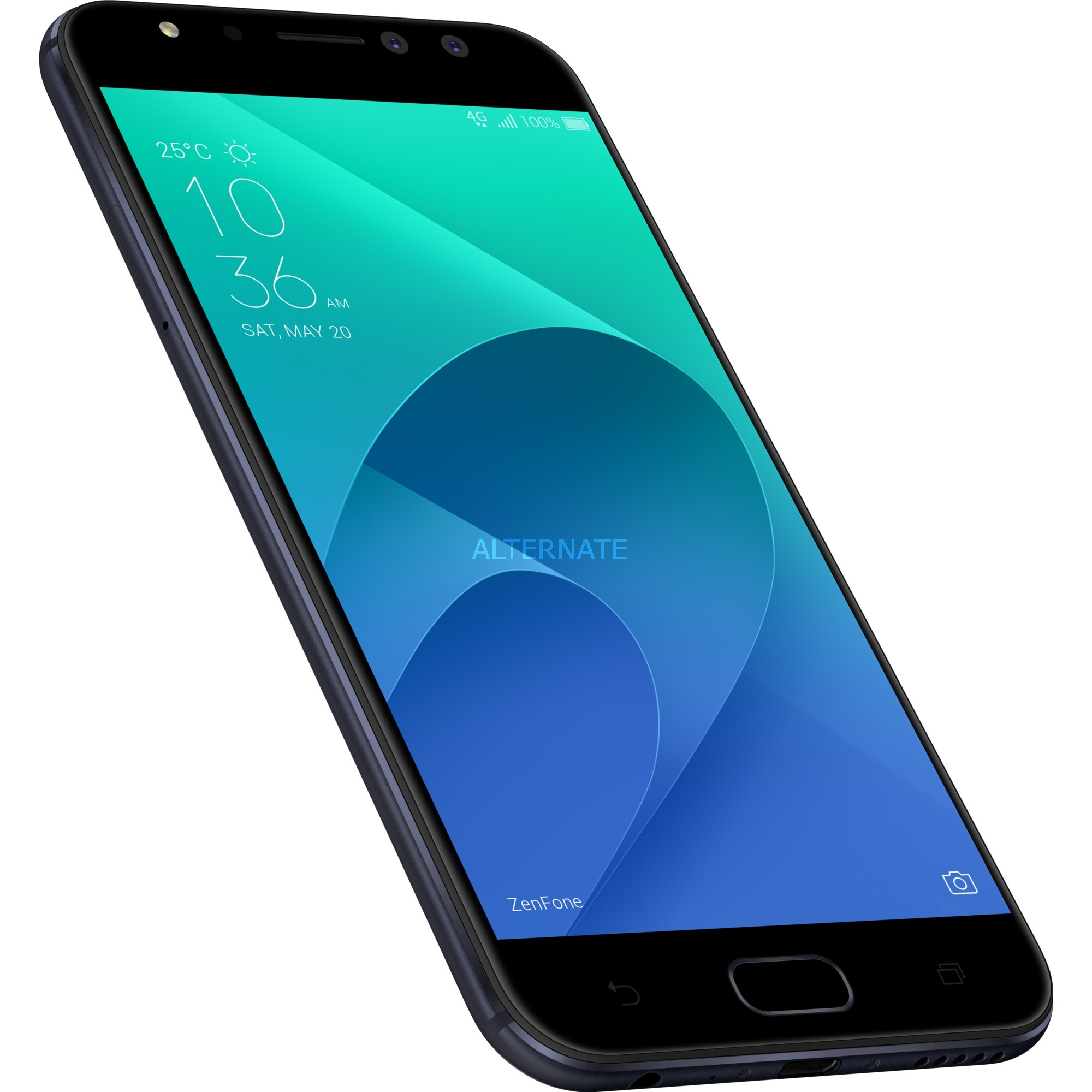 ZenFone ZD552KL-5A001WW Double SIM 4G 64Go Noir smartphone, Mobile
