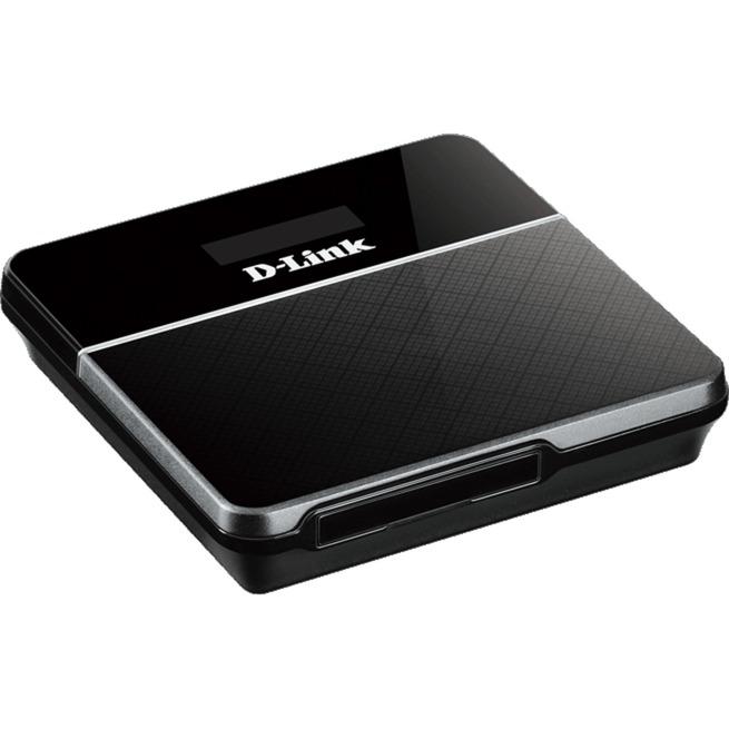 DWR-932 Wifi Noir équipement réseaux sans fil 3G UMTS, Routeur
