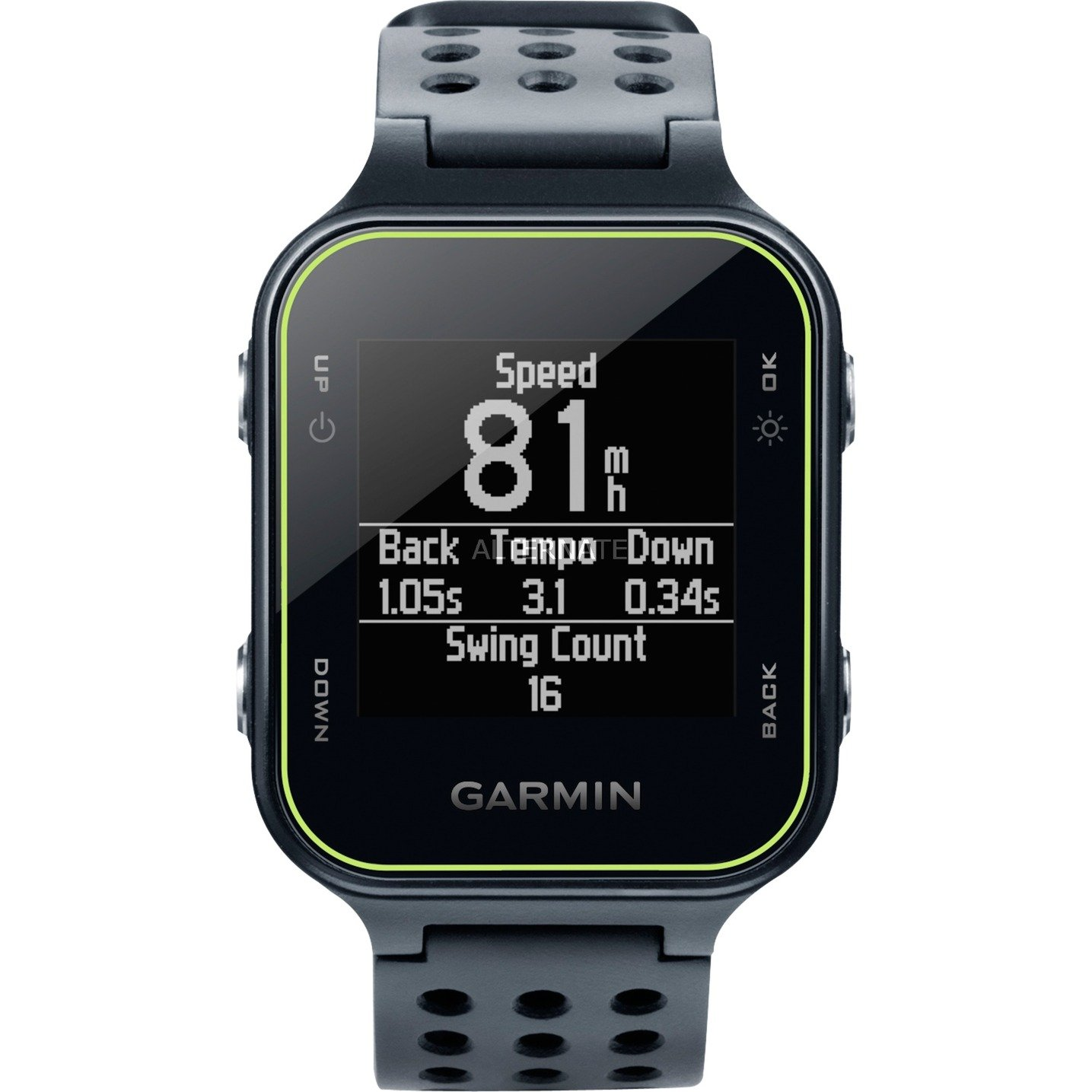 Approach S20 Bluetooth Gris montre de sport, Smartwatch