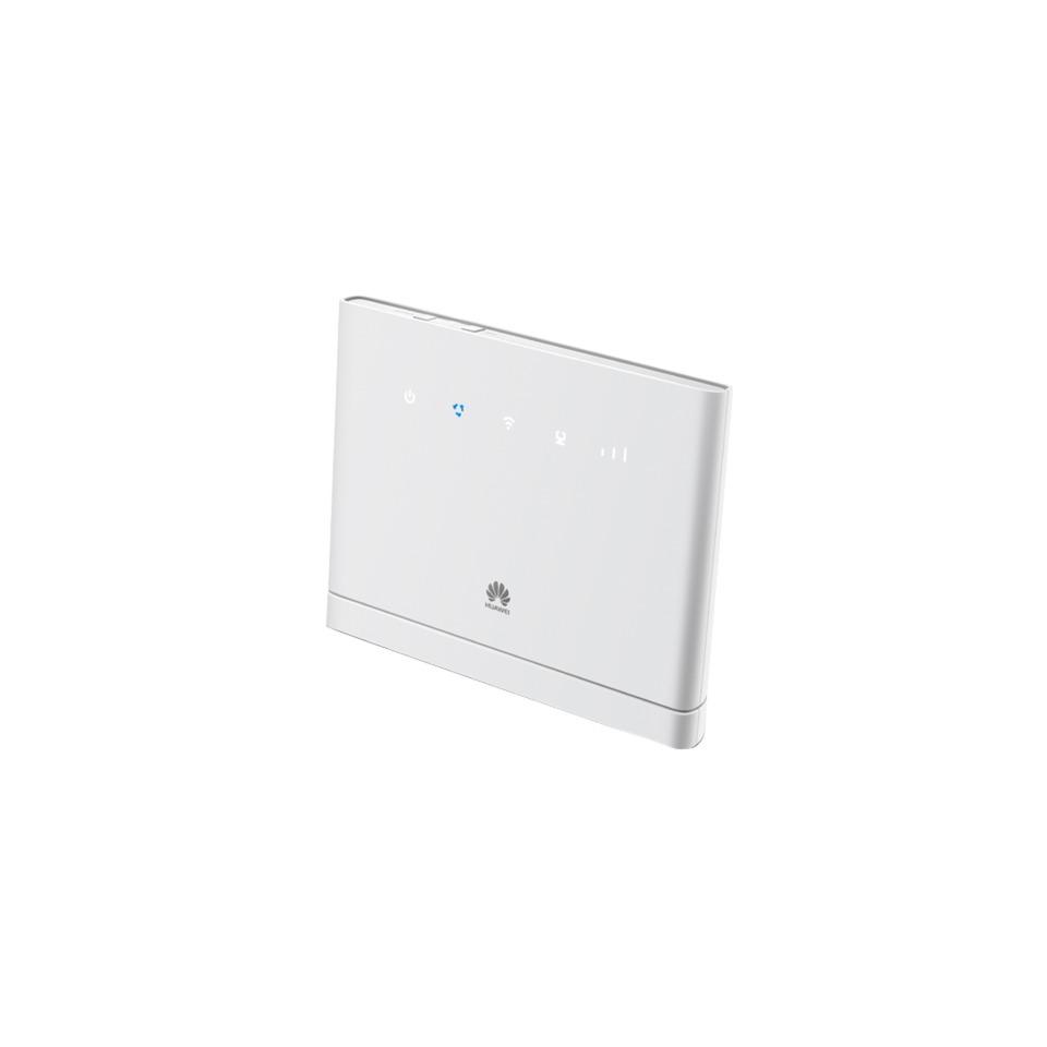 B315 3G 4G Blanc routeur sans fil