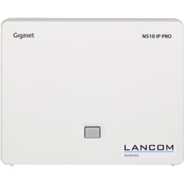 DECT 510 IP Ethernet/LAN Gris Routeur connecté, Système téléphonique