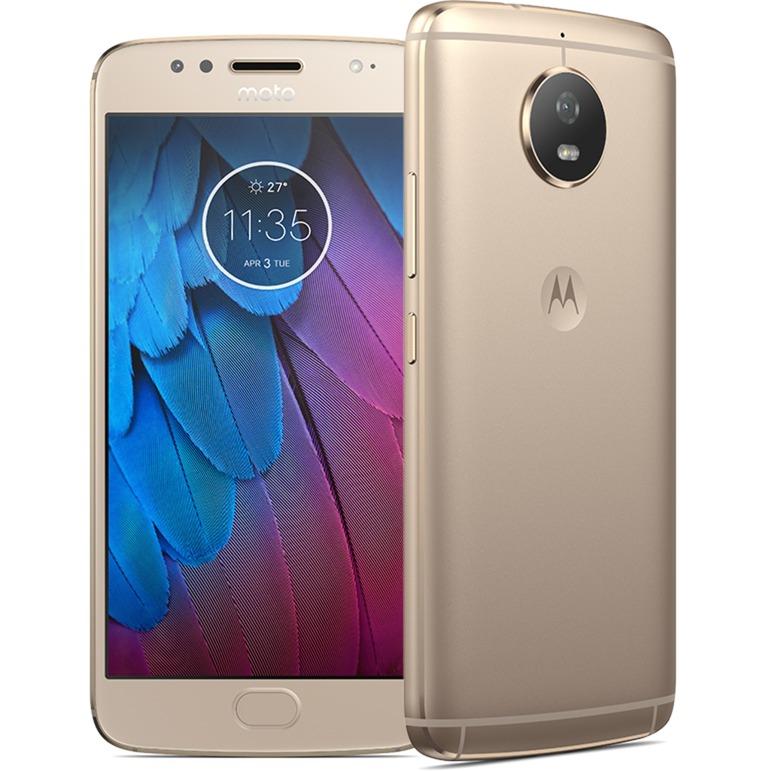 Moto G5S Double SIM 4G 32Go Or, Mobile