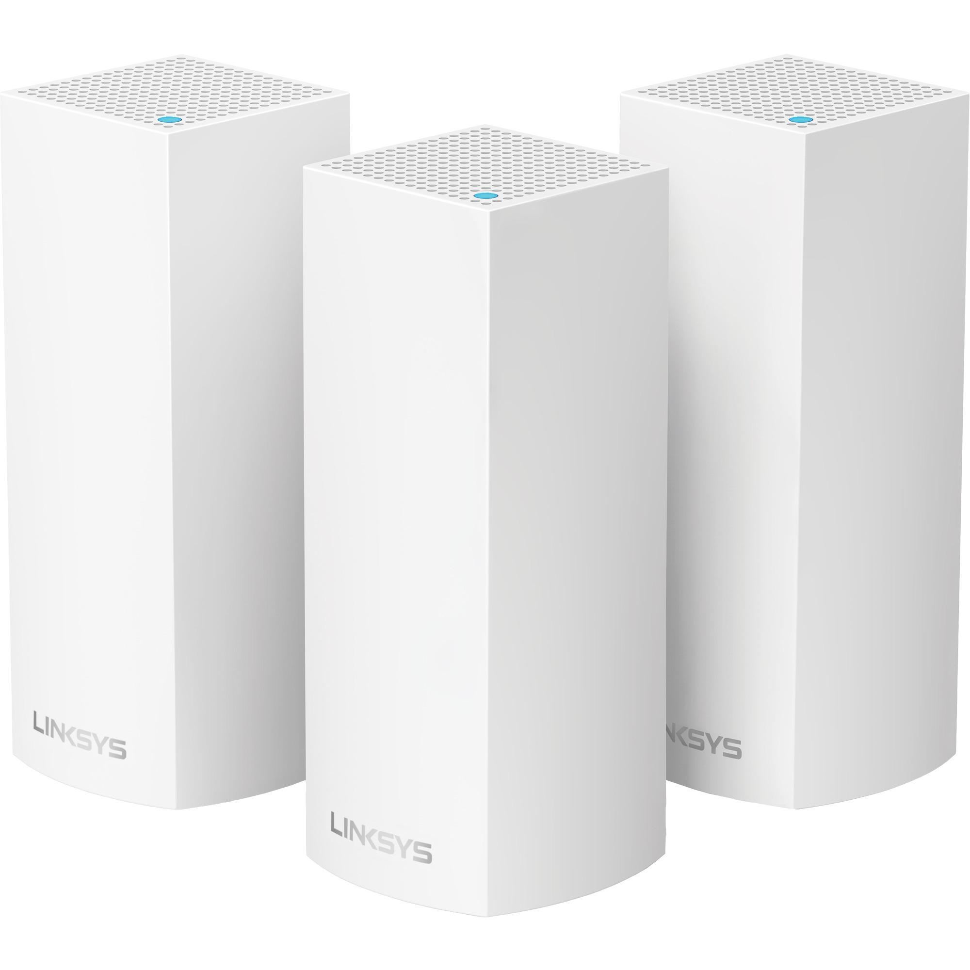 WHW0303 867Mbit/s Blanc point d'accès réseaux locaux sans fil, Routeur de maille