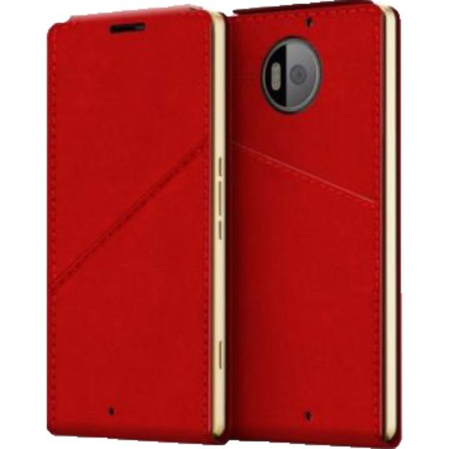 950XLFTRWN Valise repliable Rouge Housse de protection pour téléphones portables, Étui de protection