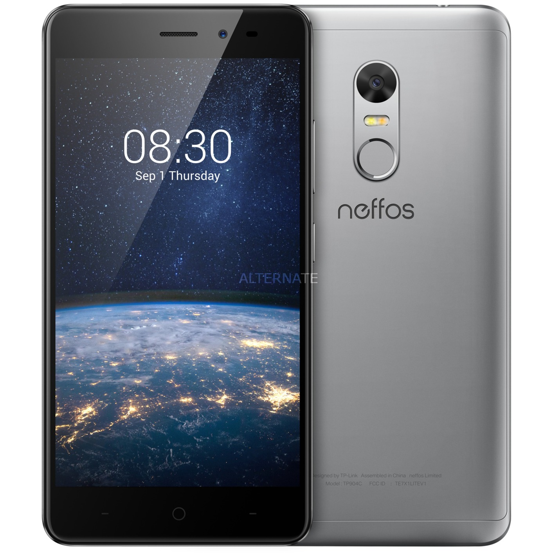 X1 Lite Double SIM 4G 16Go Gris, Mobile