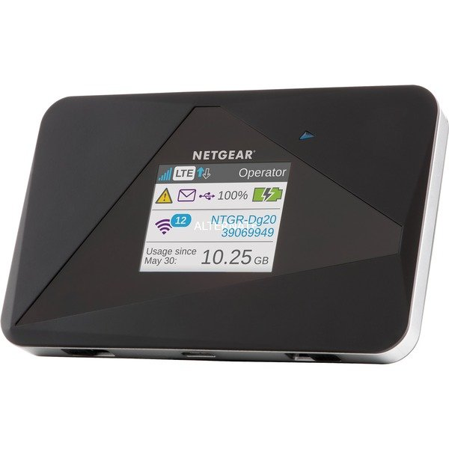 AC785-100EUS Wifi Noir équipement réseaux sans fil 3G UMTS, WLAN-LTE-Routeur