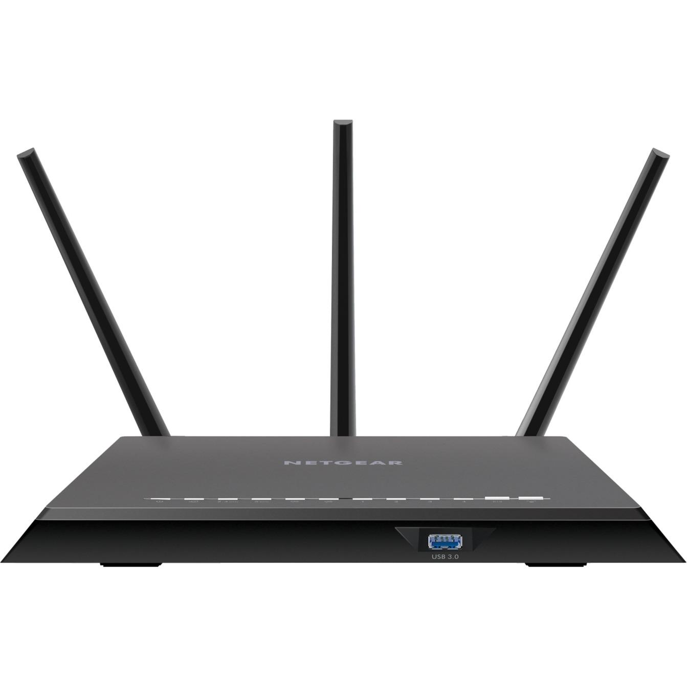 R7000P Nighthawk AC2300 Smart WiFi Router + MU, Routeur
