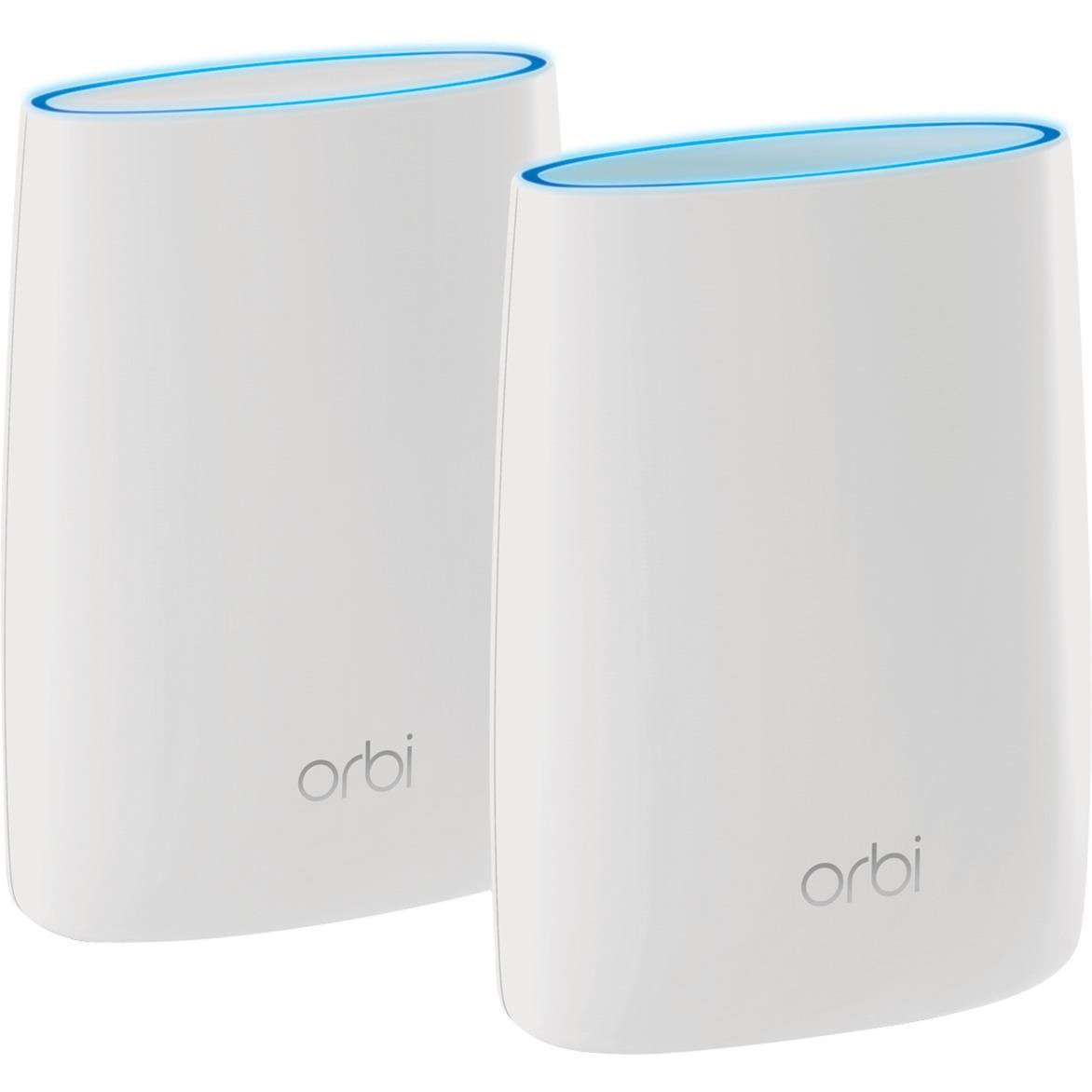 RBK50 Bi-bande (2,4 GHz / 5 GHz) Gigabit Ethernet Blanc routeur sans fil, Routeur de maille