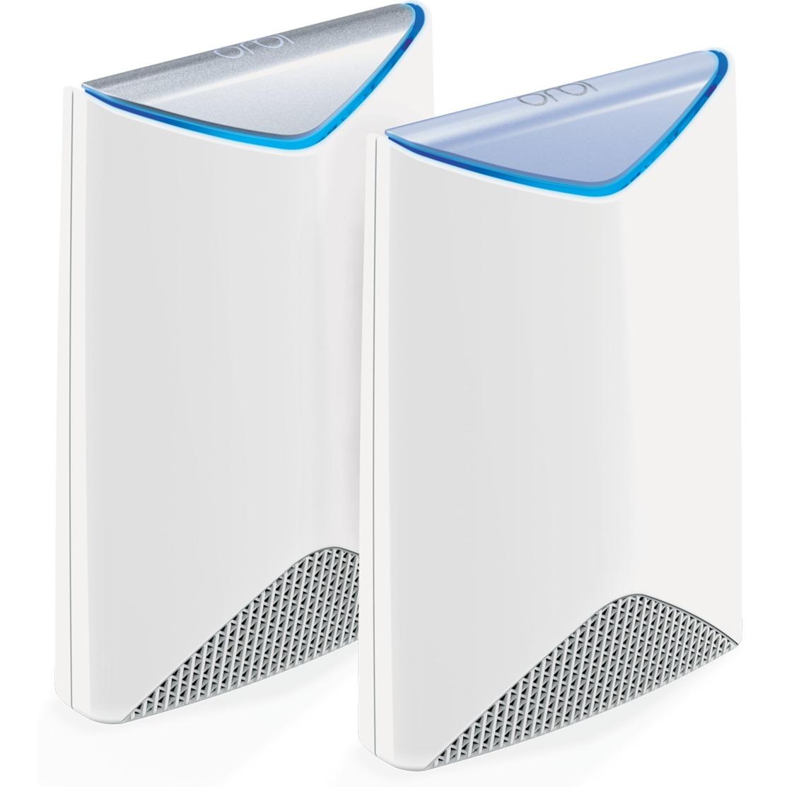 SRK60 Tri-bande (2,4 GHz / 5 GHz / 5 GHz) Gigabit Ethernet Blanc routeur sans fil, Routeur de maille