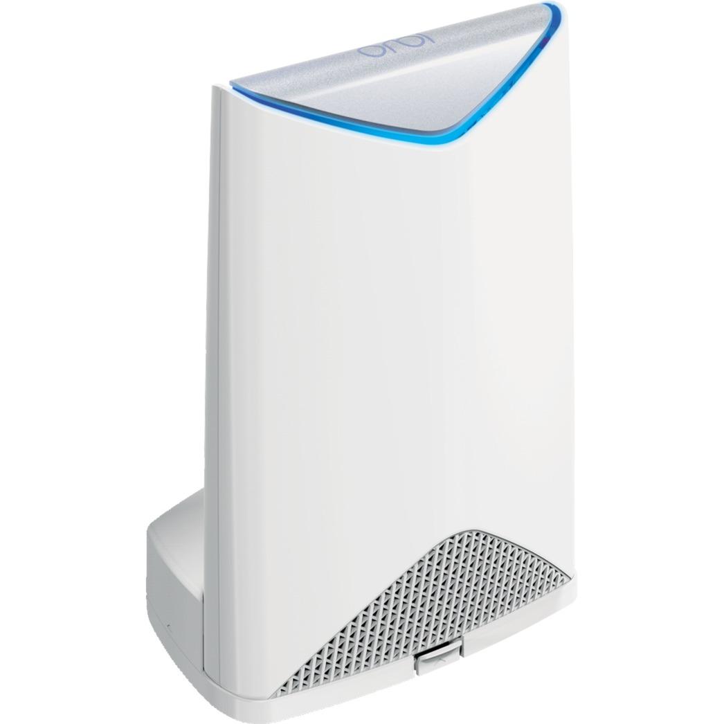 SRS60 Tri-bande (2,4 GHz / 5 GHz / 5 GHz) Gigabit Ethernet Blanc routeur sans fil, Répéteur