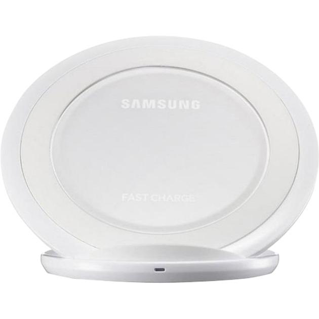 Chargeur à induction pour Samsung Galaxy S7/S7 Edge Blanc, Station de recharge