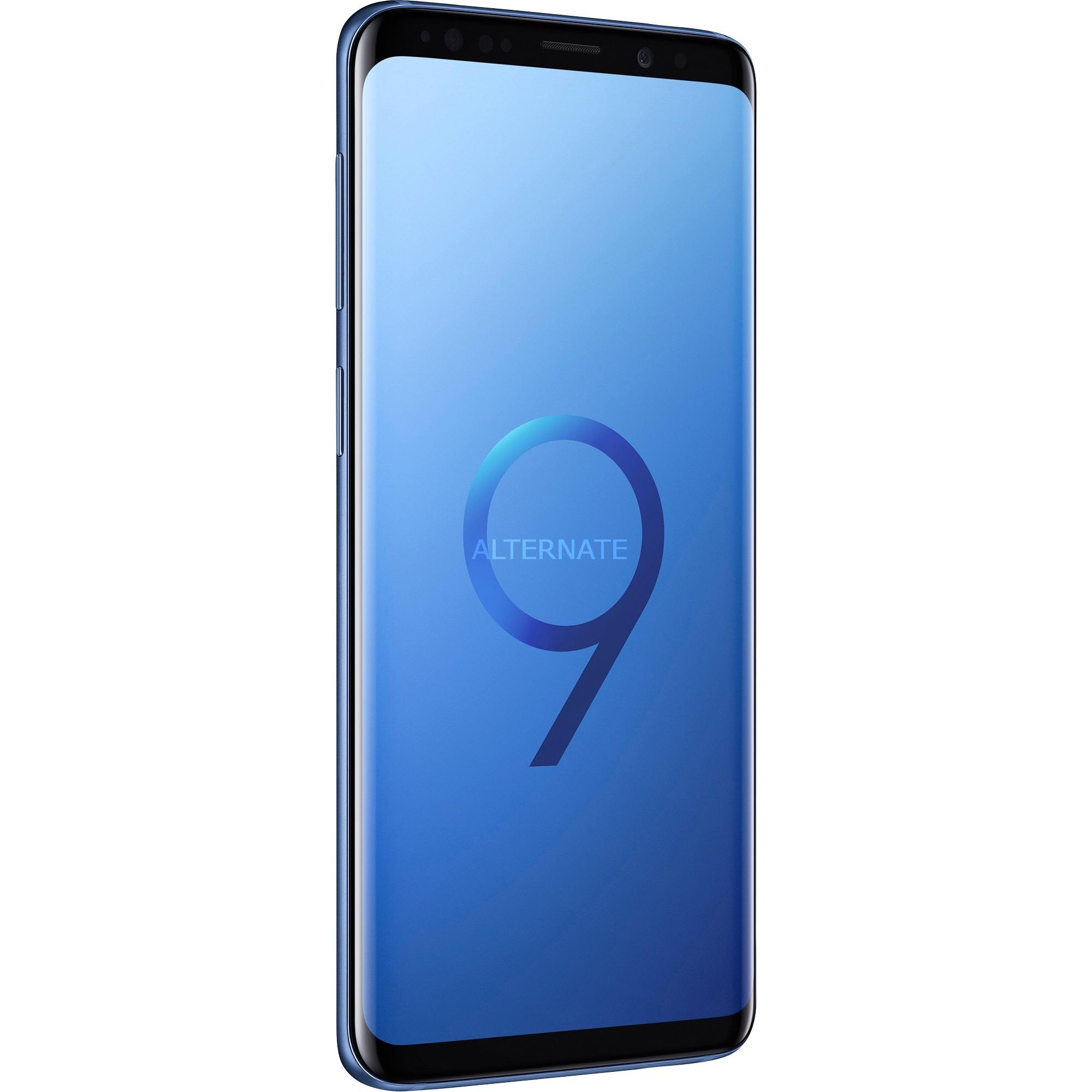 Galaxy S9 SM-G960F Double SIM 4G 64Go Bleu, Mobile
