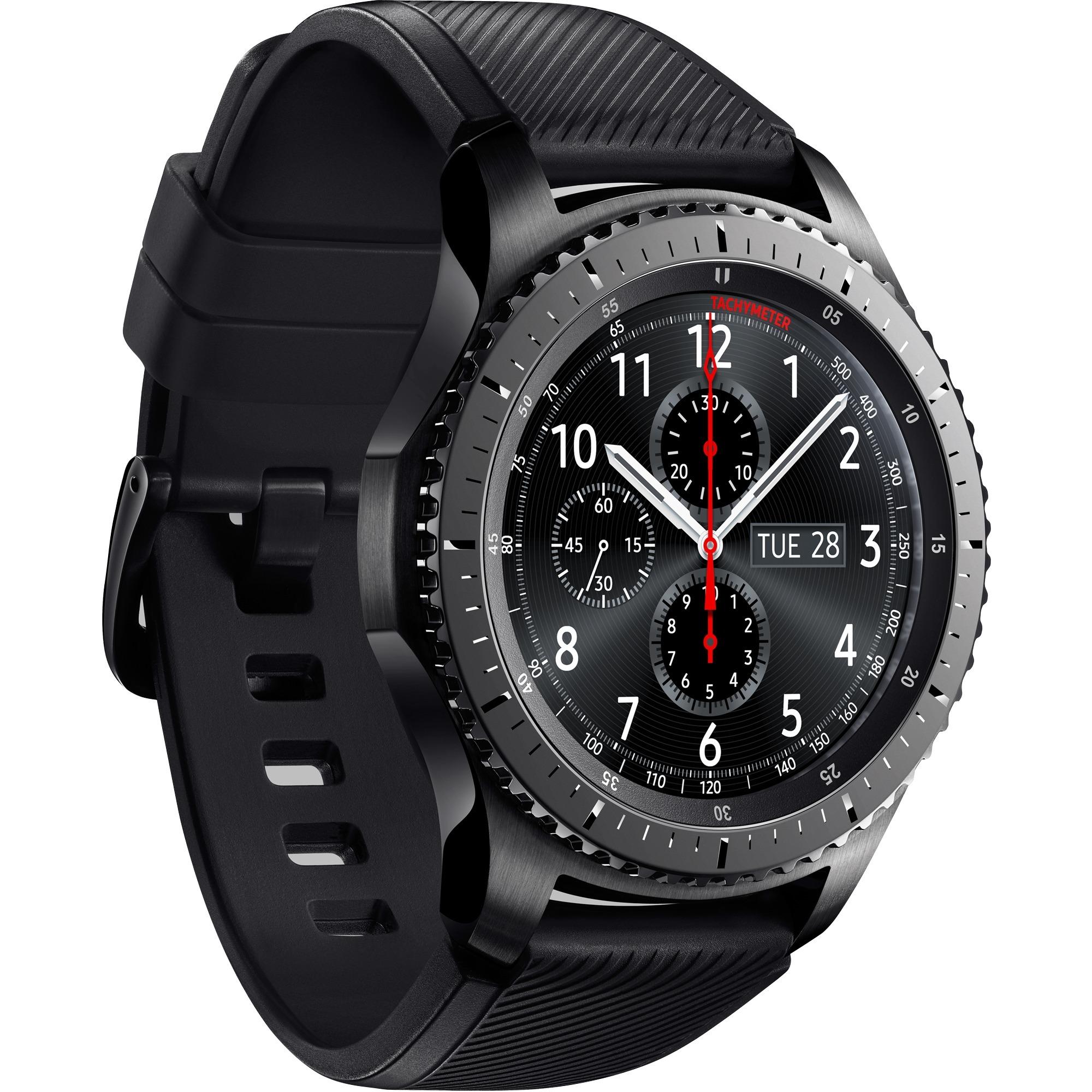Gear S3 Frontier, Smartwatch