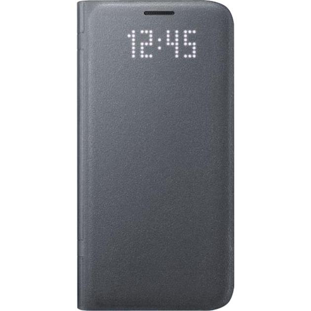 LED View Etui pour Samsung Galaxy S7 Noir, Étui de protection