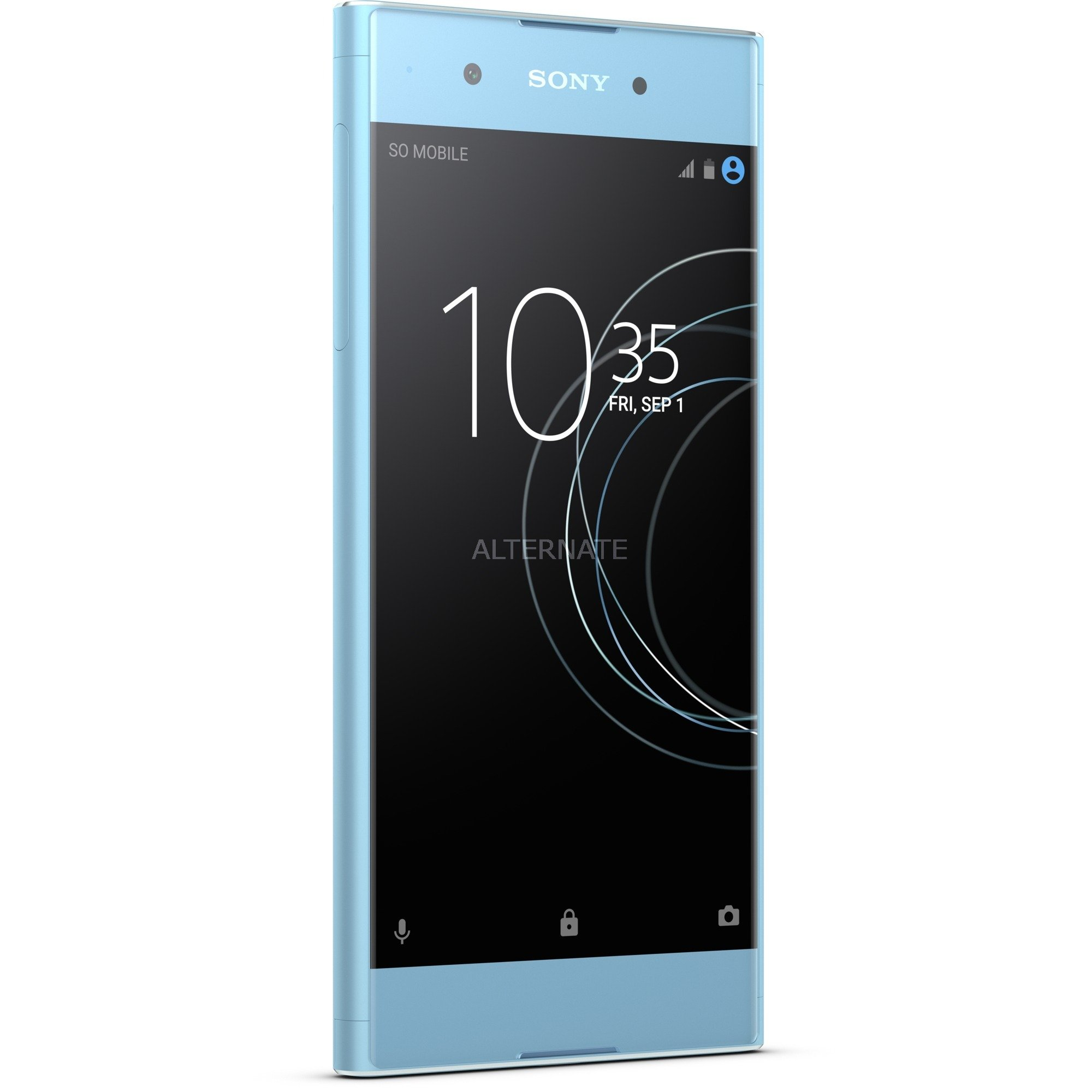 Xperia XA1 Plus SIM unique 4G 32Go Bleu, Mobile