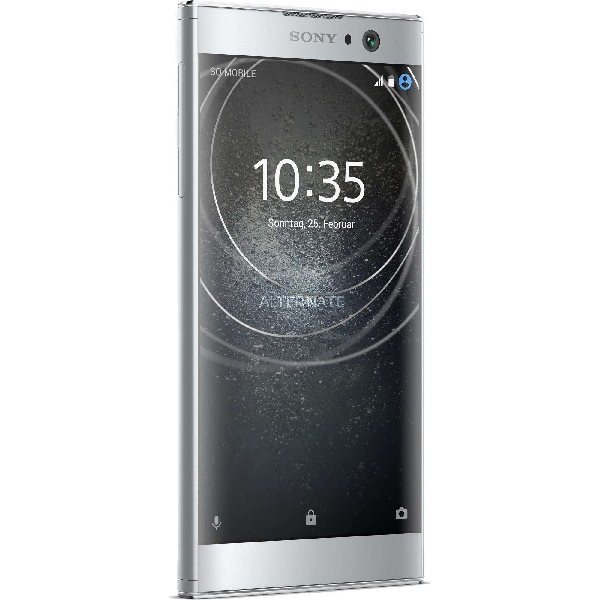 Xperia XA2 4G 32Go Argent, Mobile