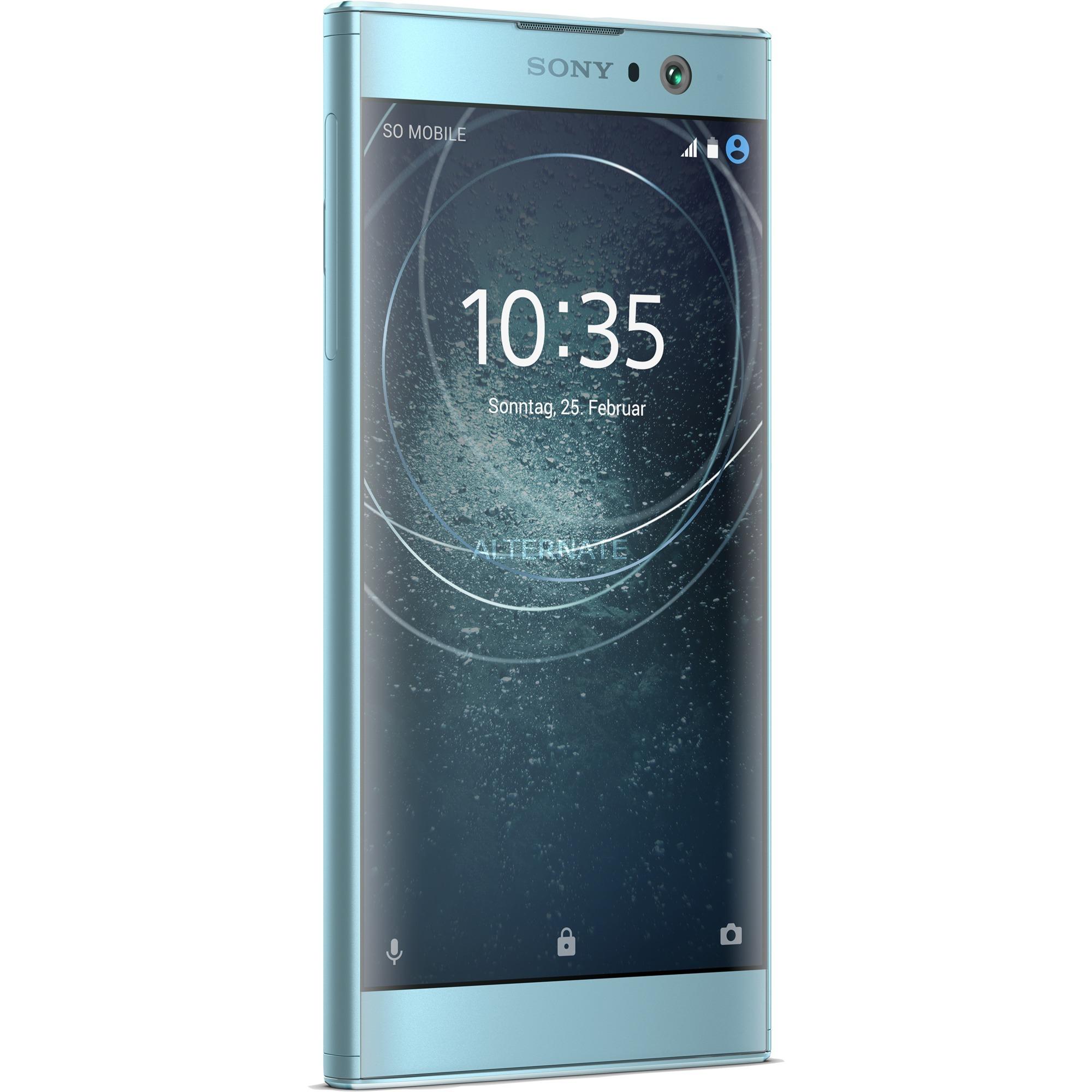 Xperia XA2 4G 32Go Bleu, Mobile