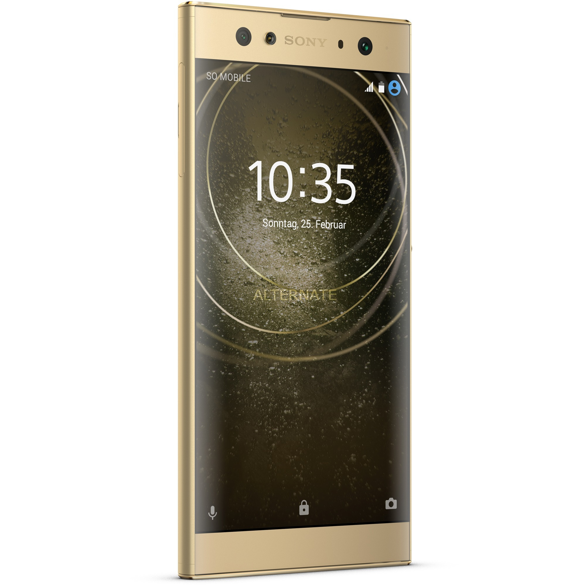Xperia XA2 Ultra 4G 32Go Or, Mobile