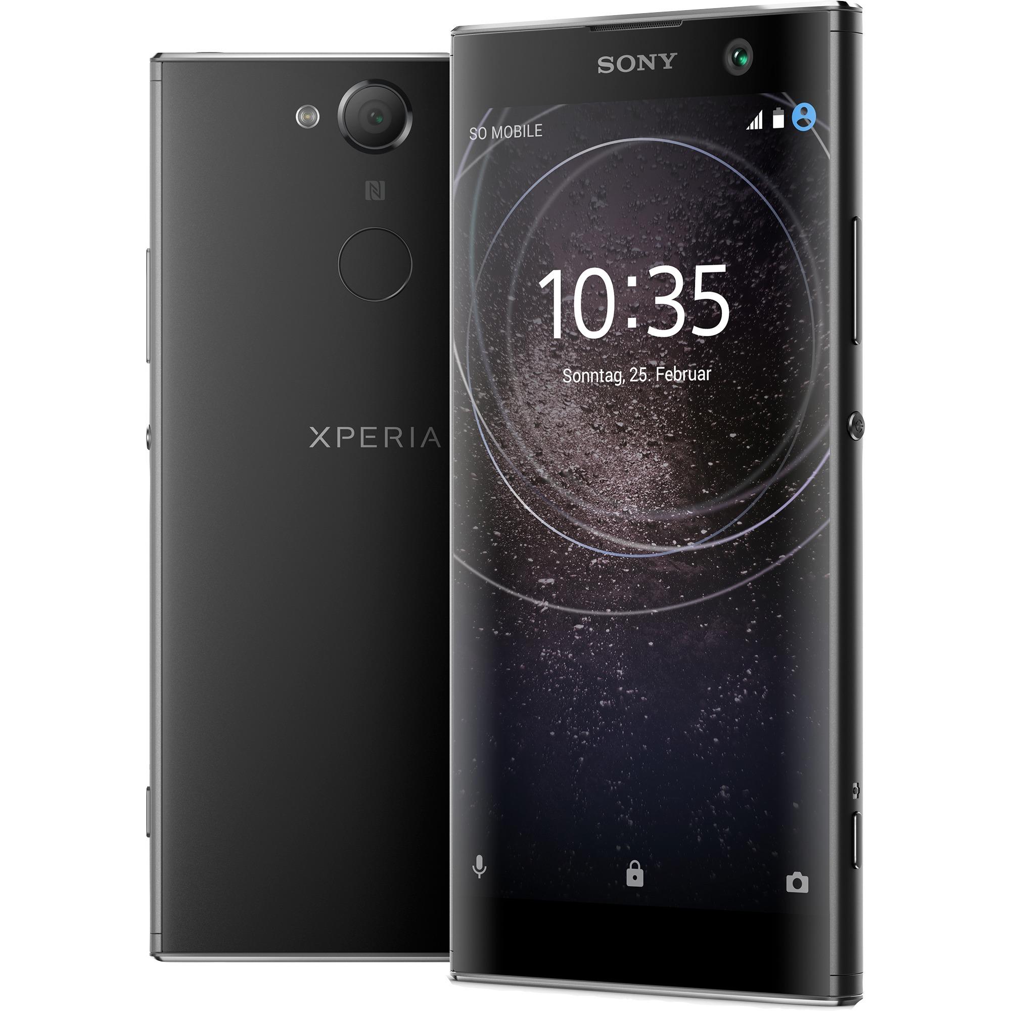 Xperia XA2, Mobile