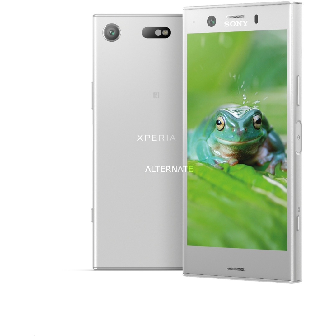 Xperia XZ1 Compact 4G 32Go Argent, Mobile