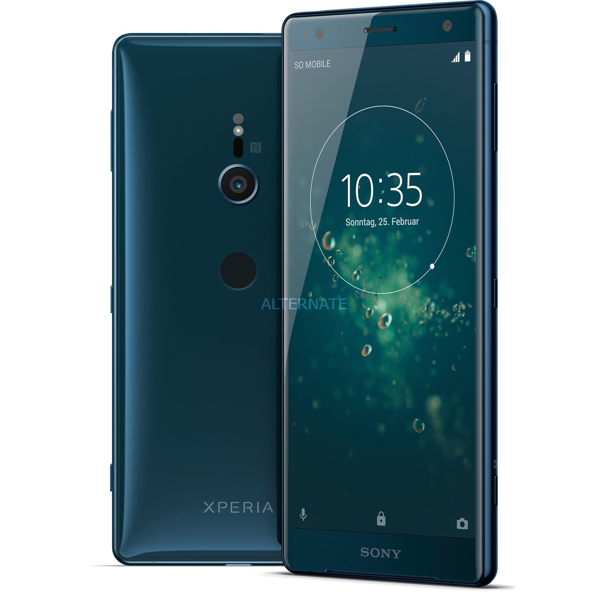 Xperia XZ2 Double SIM 4G 64Go Vert, Mobile