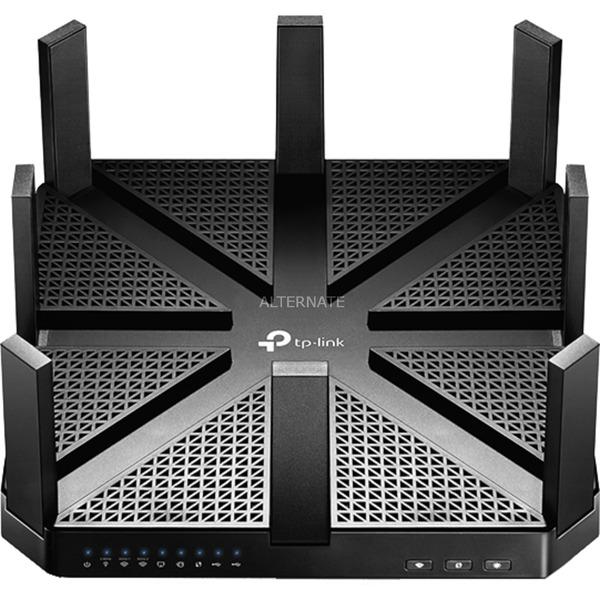 Archer C5400 Tri-bande (2,4 GHz / 5 GHz / 5 GHz) Gigabit Ethernet Noir routeur sans fil