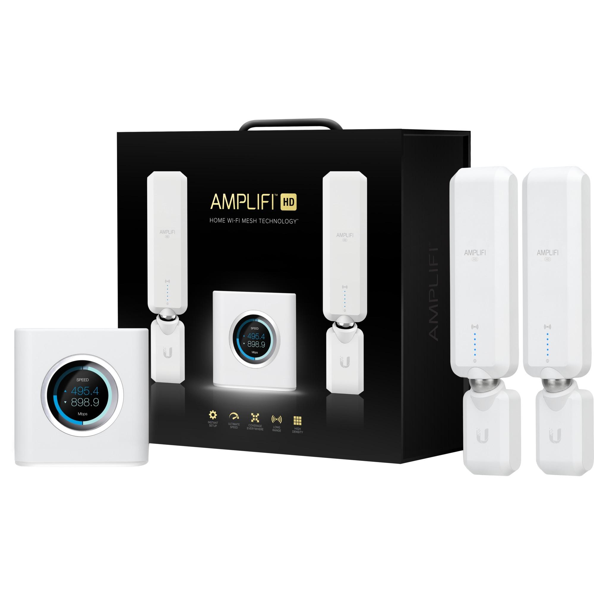 AmpliFi HD Système WiFi, Routeur de maille