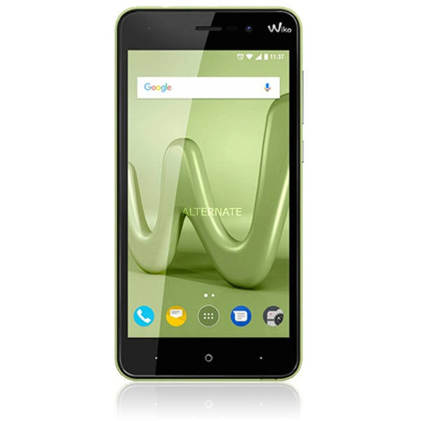 LENNY 4 16GB Double SIM 16Go Citron vert, Mobile