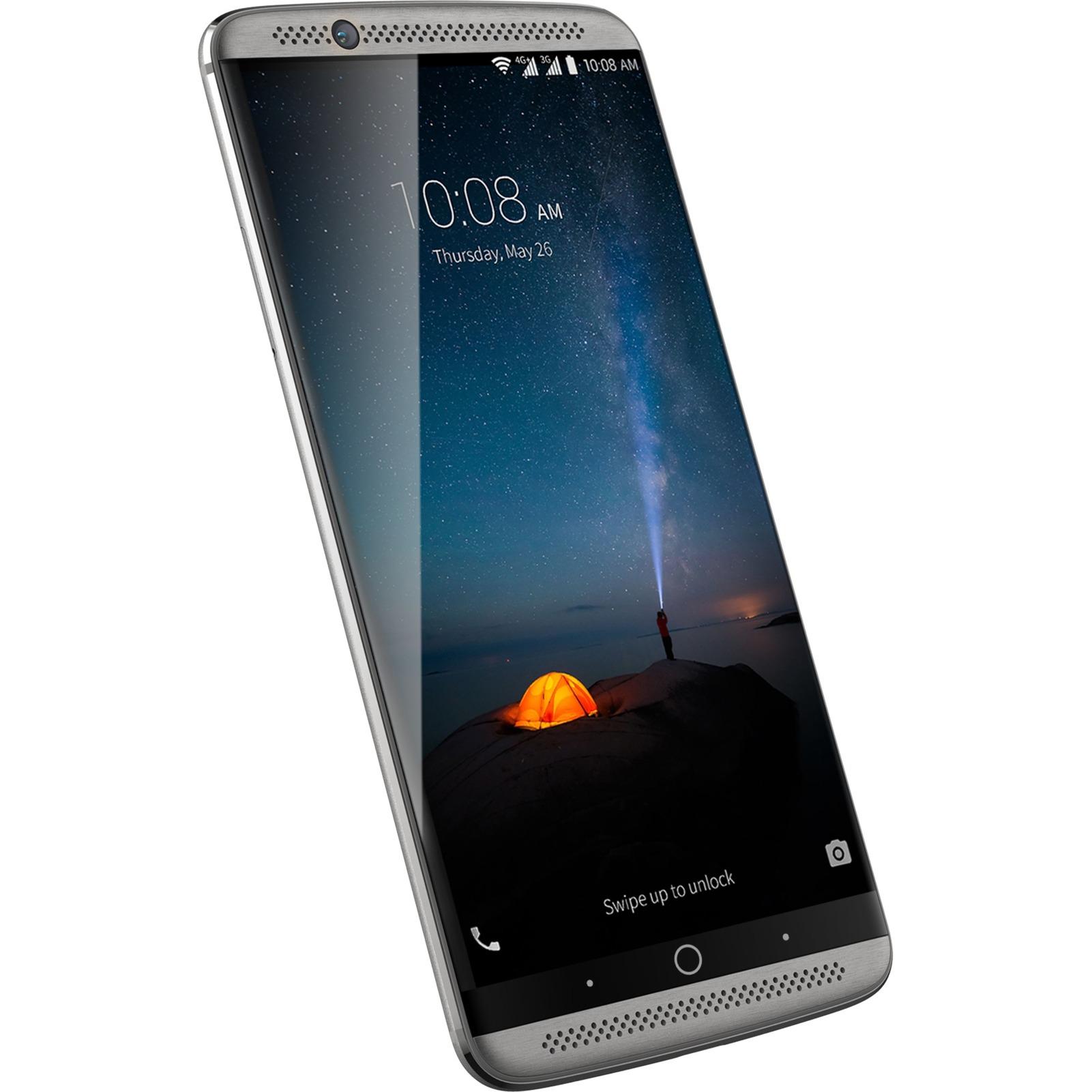 Axon 7 Double SIM 4G 64Go Gris, Mobile