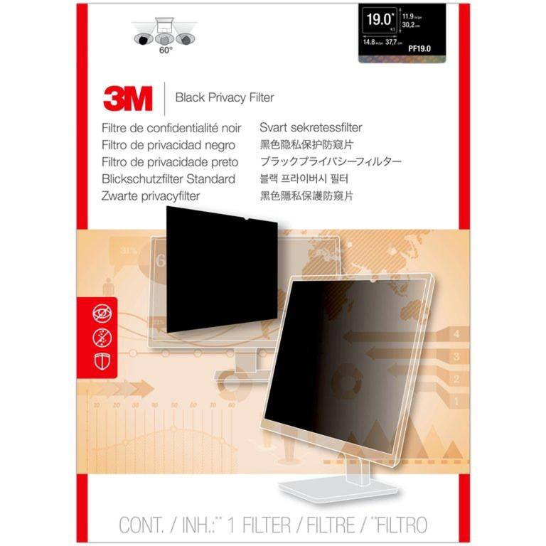 Filtre de confidentialité PF19.0 pour moniteur LCD 19pouces, Vie privée