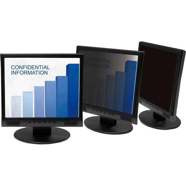 Filtre de confidentialité PF21.5W9 pour moniteur LCD panoramique 21,5pouces, Vie privée