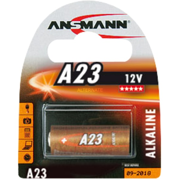 A23 Alcaline 12V batterie rechargeable