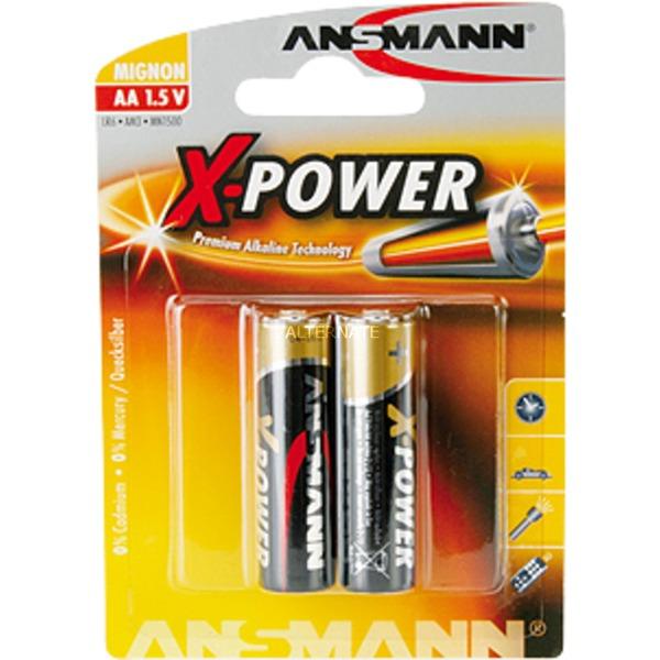 Mignon AA Alcaline 1.5V pile non-rechargeable, Batterie