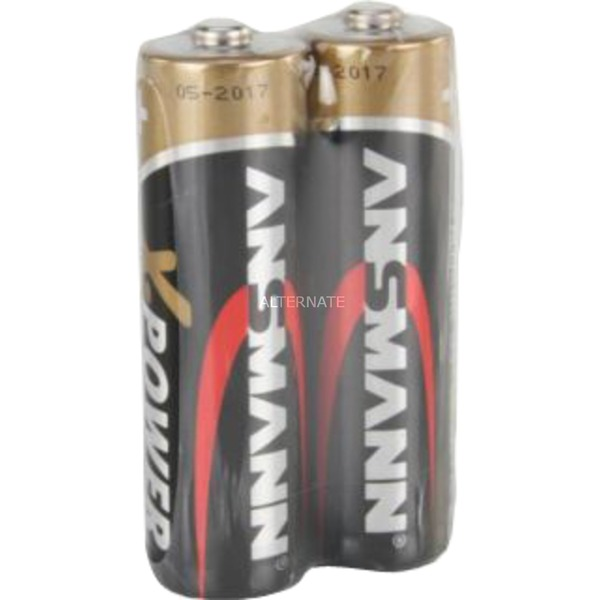 X-Power Mignon AA Alcaline 1.5V pile non-rechargeable, Batterie