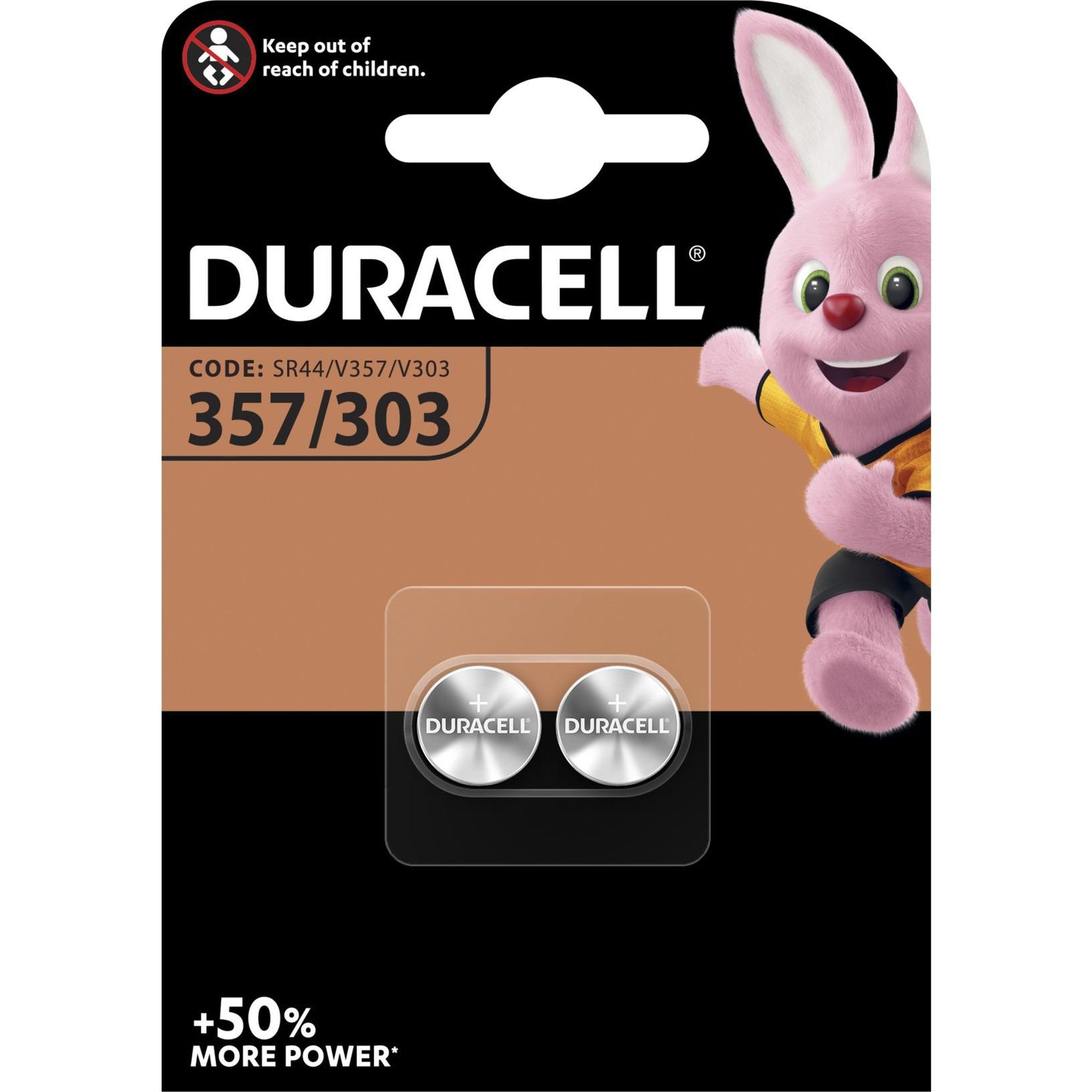 303/357 Oxyde d'argent 1.5V pile non-rechargeable, Batterie