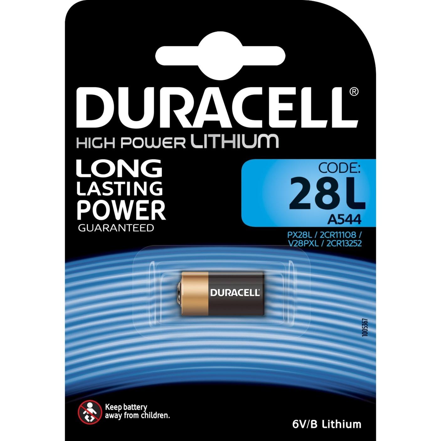 Photo 28L Lithium 6V pile non-rechargeable, Batterie
