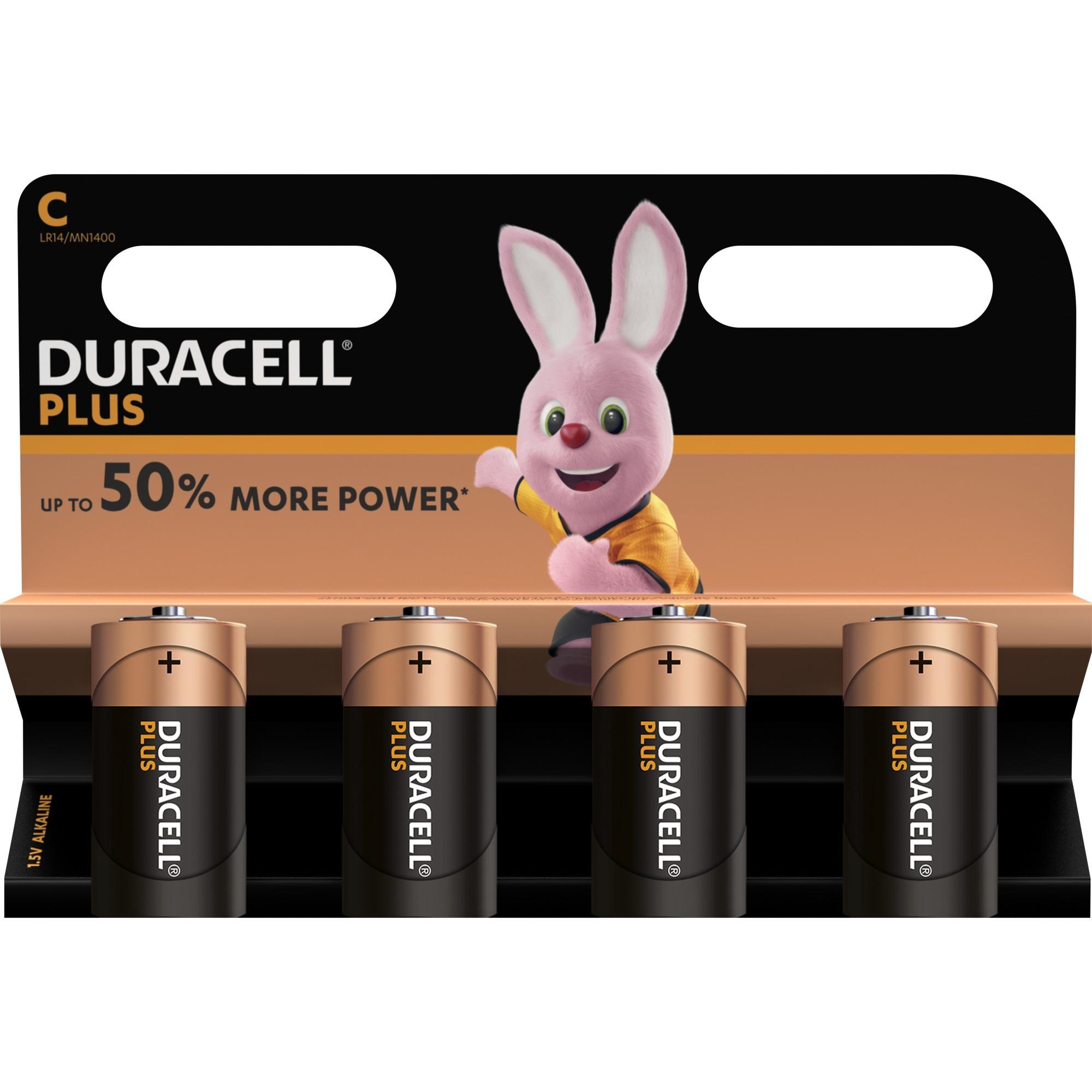 Plus Power, Batterie