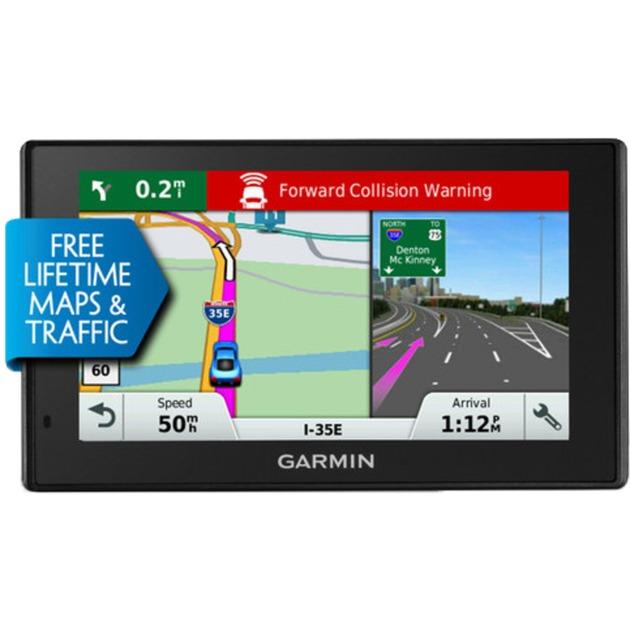 DriveAssist 50LMT-D, Système de navigation