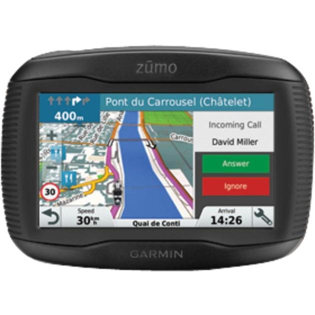 zumo 345LM, Système de navigation