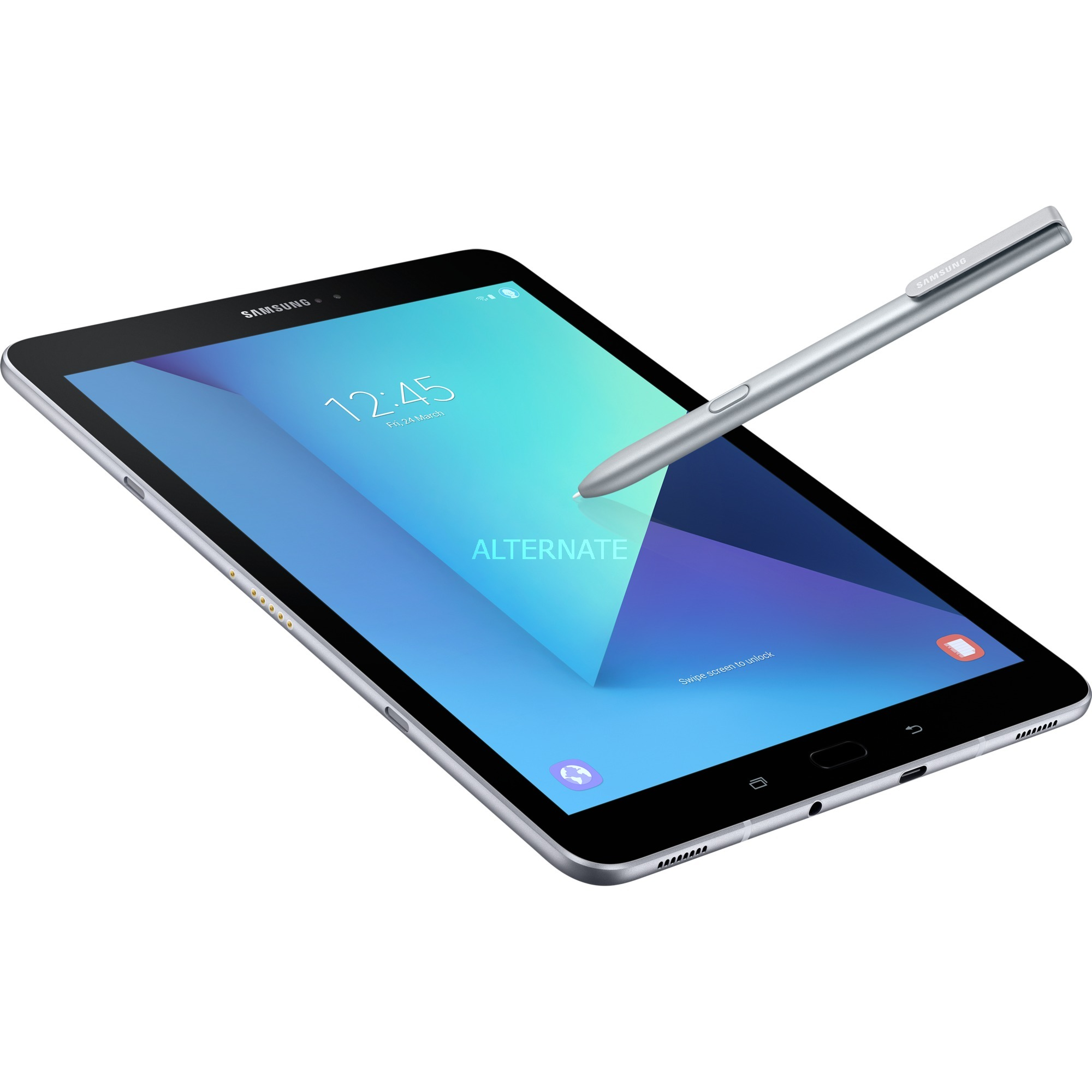 Galaxy Tab S 3 32Go 3G 4G Argent tablette, Tablette PC
