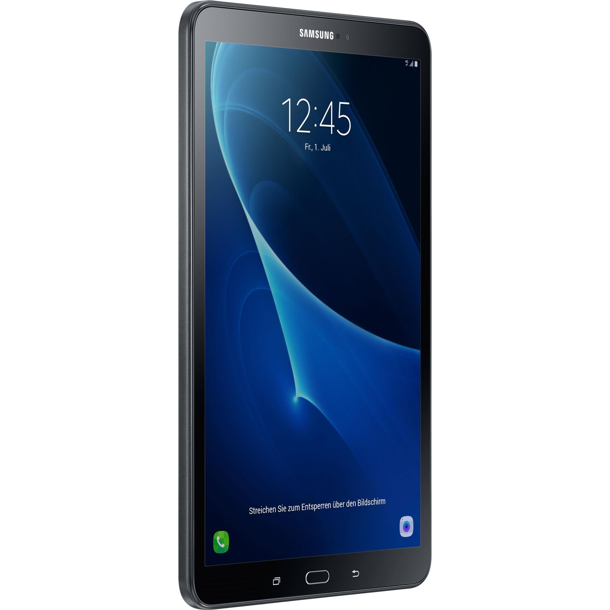 SM-T585N 16Go 3G 4G Noir tablette, Tablette PC