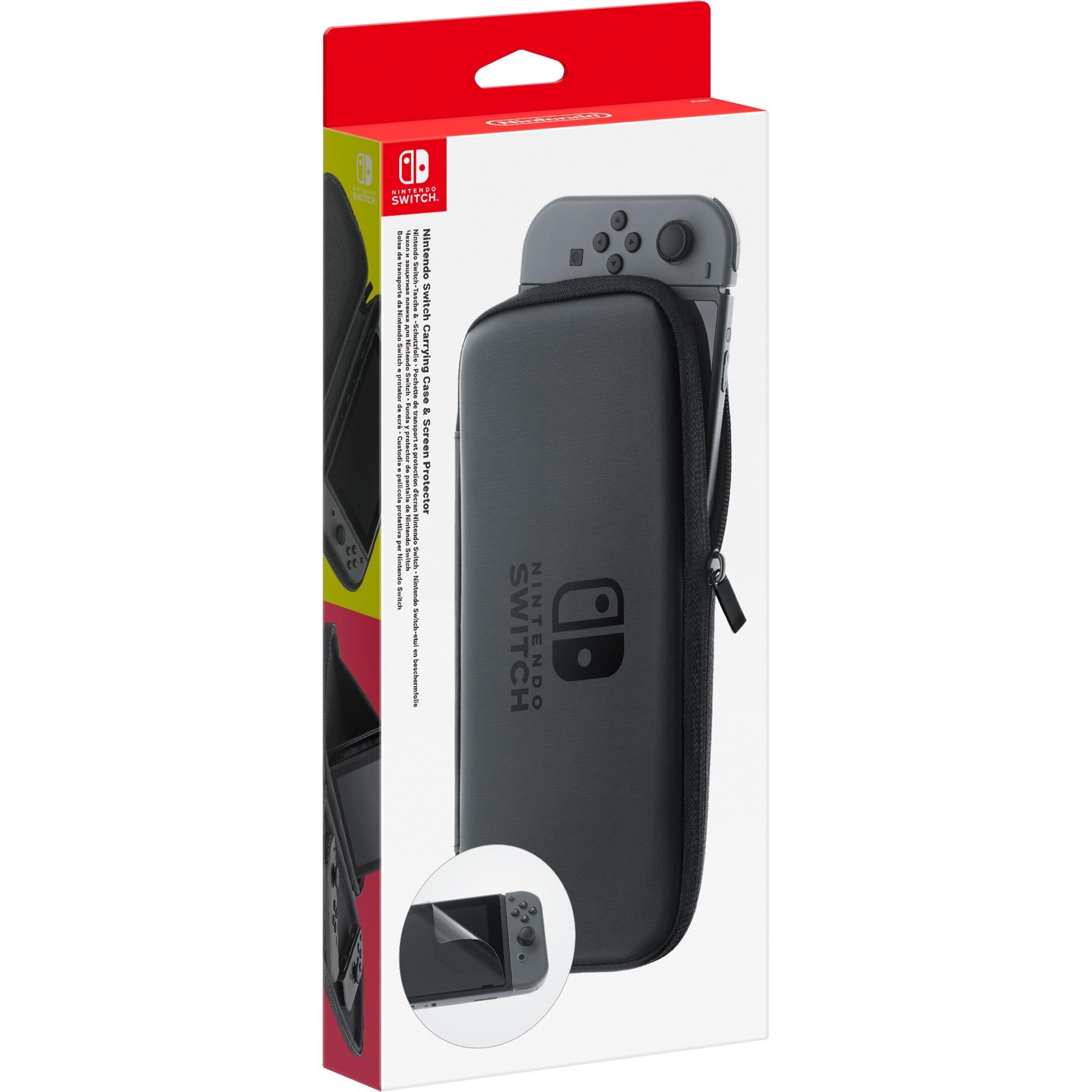 2510766 Housse Nintendo Gris Housse de protection pour console de jeux portable, Sac