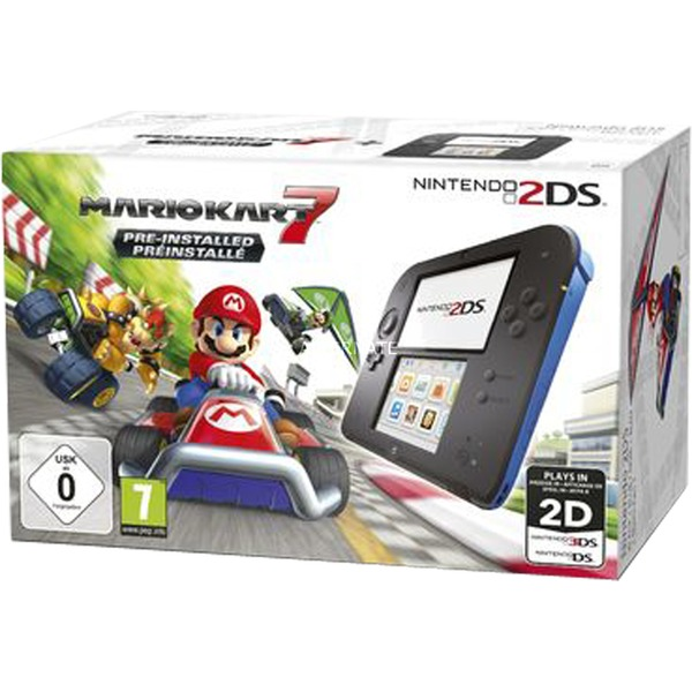 2DS + Mario Kart 7 3.53