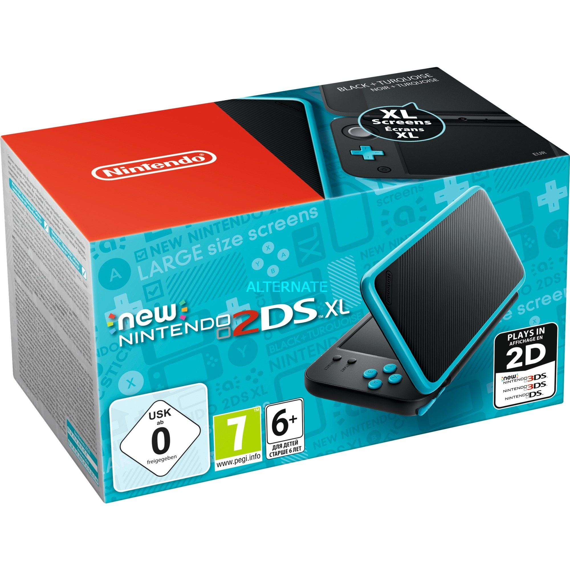 New 2DS XL 4.88