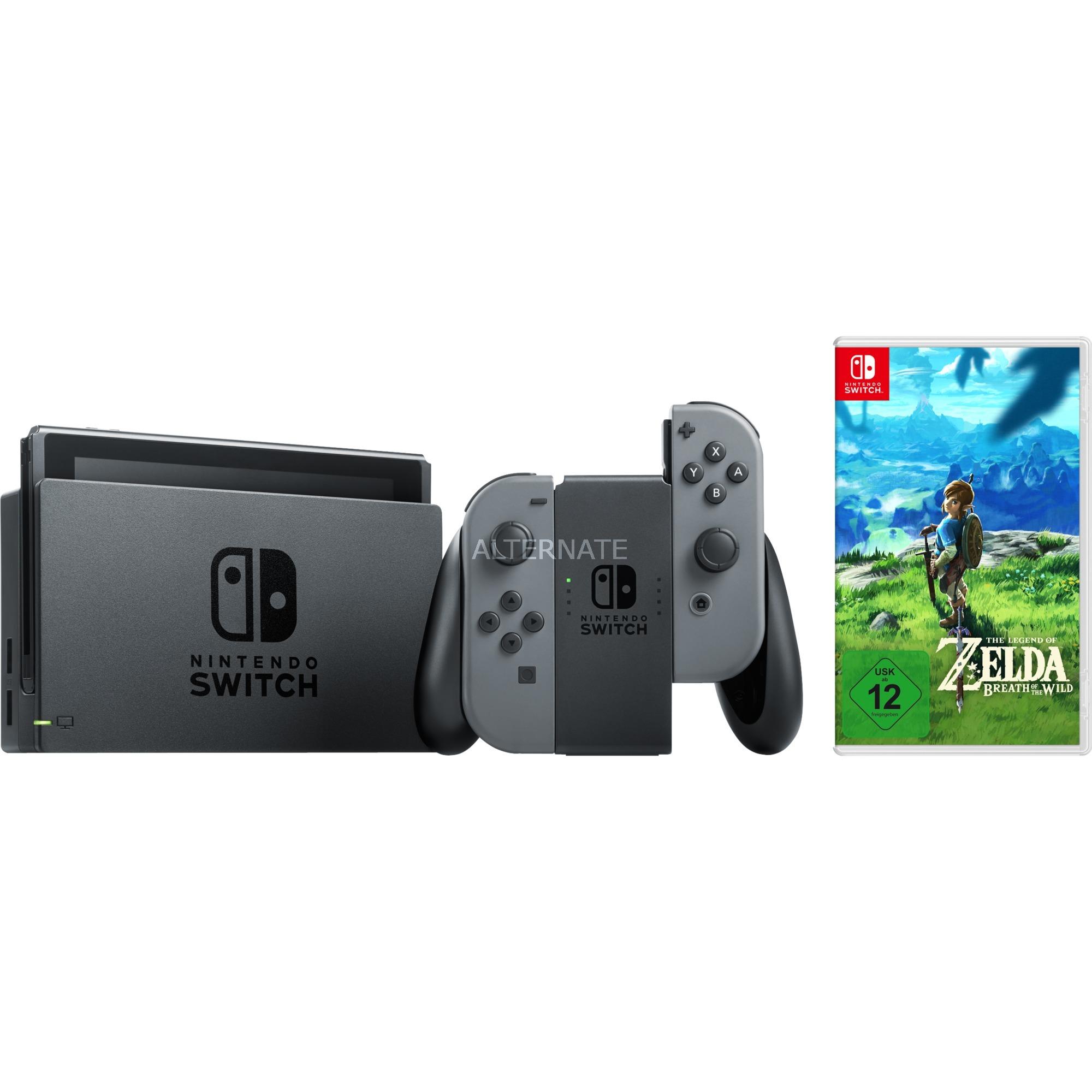 Switch, Console de jeu