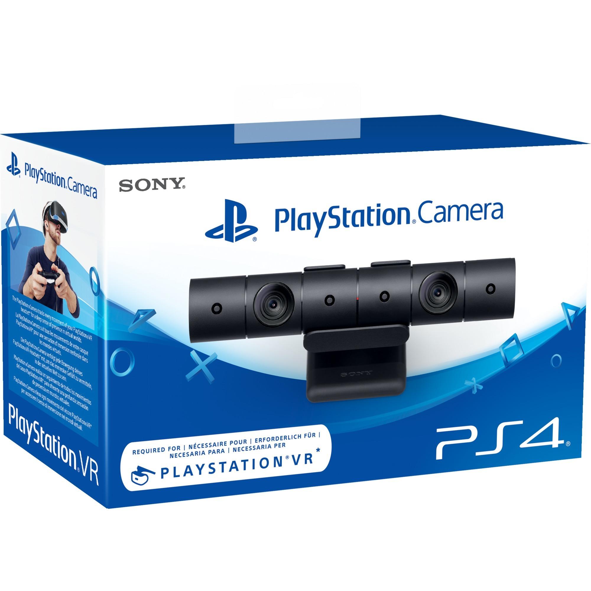 PlayStation Camera pour PS4 V2, Appareil photo