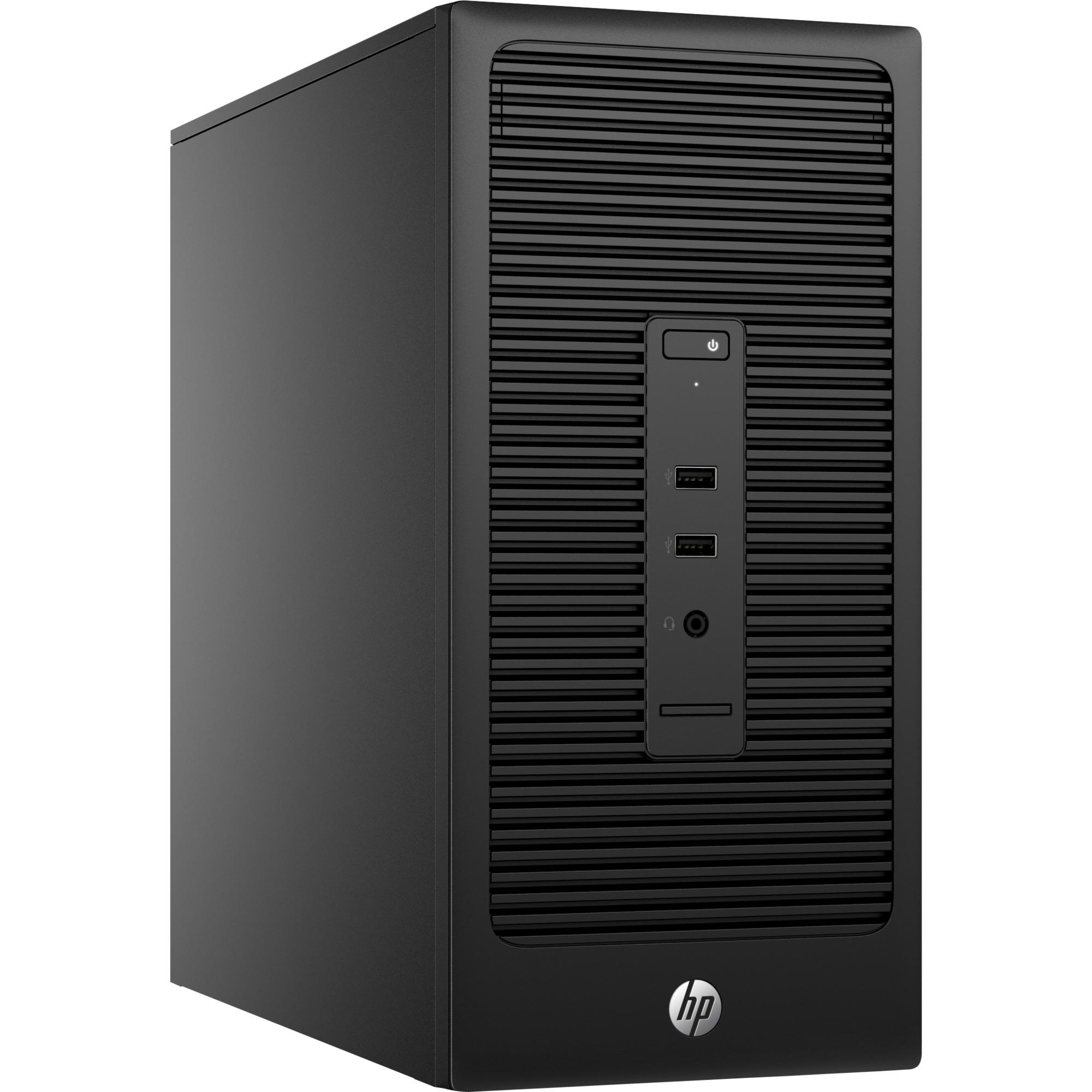 280 G2 3.2GHz i5-6500 Micro tour Noir PC, Système PC